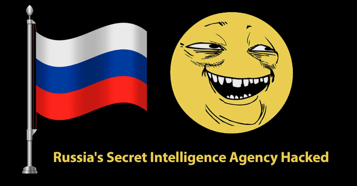 Russia's Secret Intelligence Agency Hacked – 7.5 Terabytes of Data Extracted