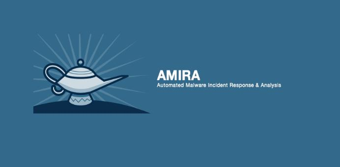 AMIRA – Automated Malware Incident Response & Analysis