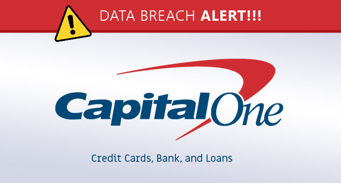 Capital One Data Breach – Over 100 Million Customer Details Leaked