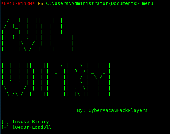 EvilWinRM – The Ultimate WinRM Shell for Pentesting
