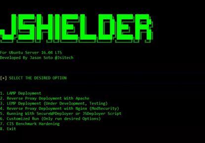 JShielder – Automated Hardening Script for Linux Servers
