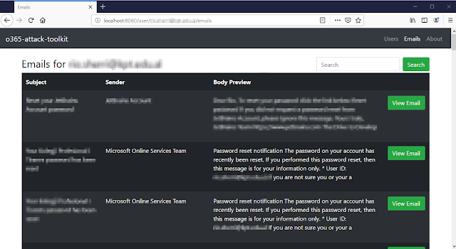 O365 Attack Toolkit – A Toolkit to Attack Office365