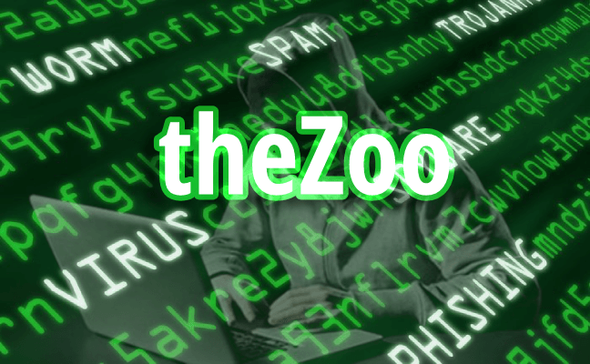 theZoo – A Live Malware Repository