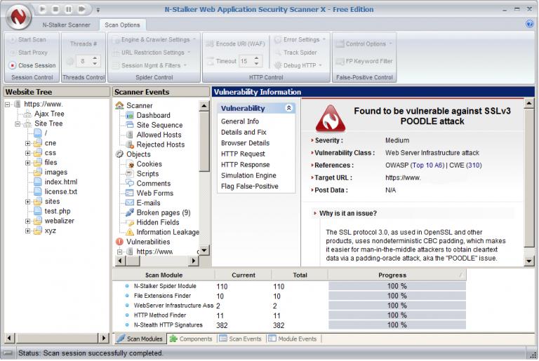 N-Stalker X – Next Generation Web Application Scanner