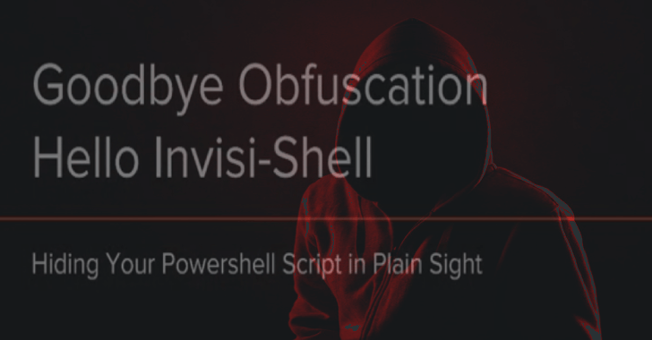 Invisi-Shell: Bypass all Powershell security features