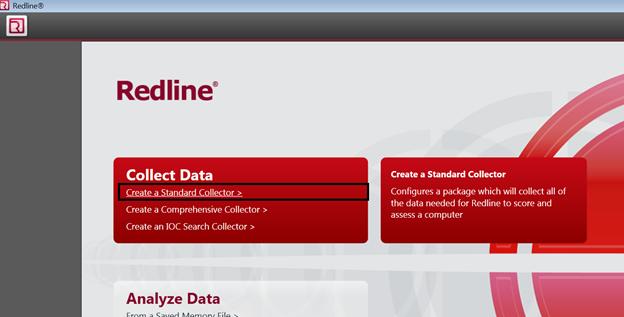 Redline – Digital Forensics and Incident Response Framework