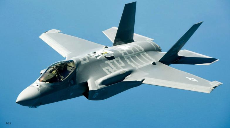 How Hackers Possibly Penetrate F-35 Fighter Jet – Guide to F-35's Tech and Cybersecurity