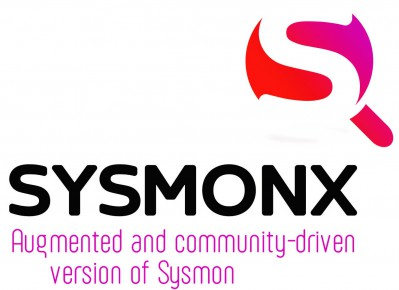 SysmonX – An Augmented Drop-In Replacement of Sysmon