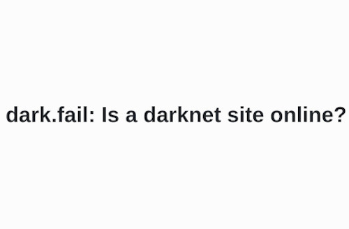Dark.Fail Introduces New Guidelines for Market Admins