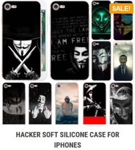 hacker phone covers