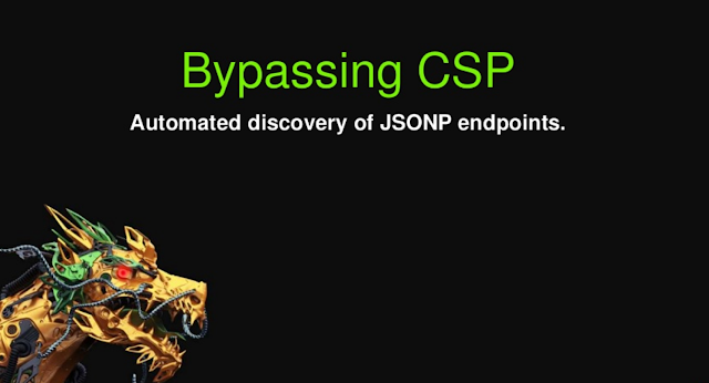 JSONBee – A Ready To Use JSONP Endpoints/Payloads To Help Bypass Content Security Policy Of Different Websites