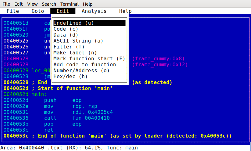 ScratchABit: Easily retargetable and hackable interactive disassembler