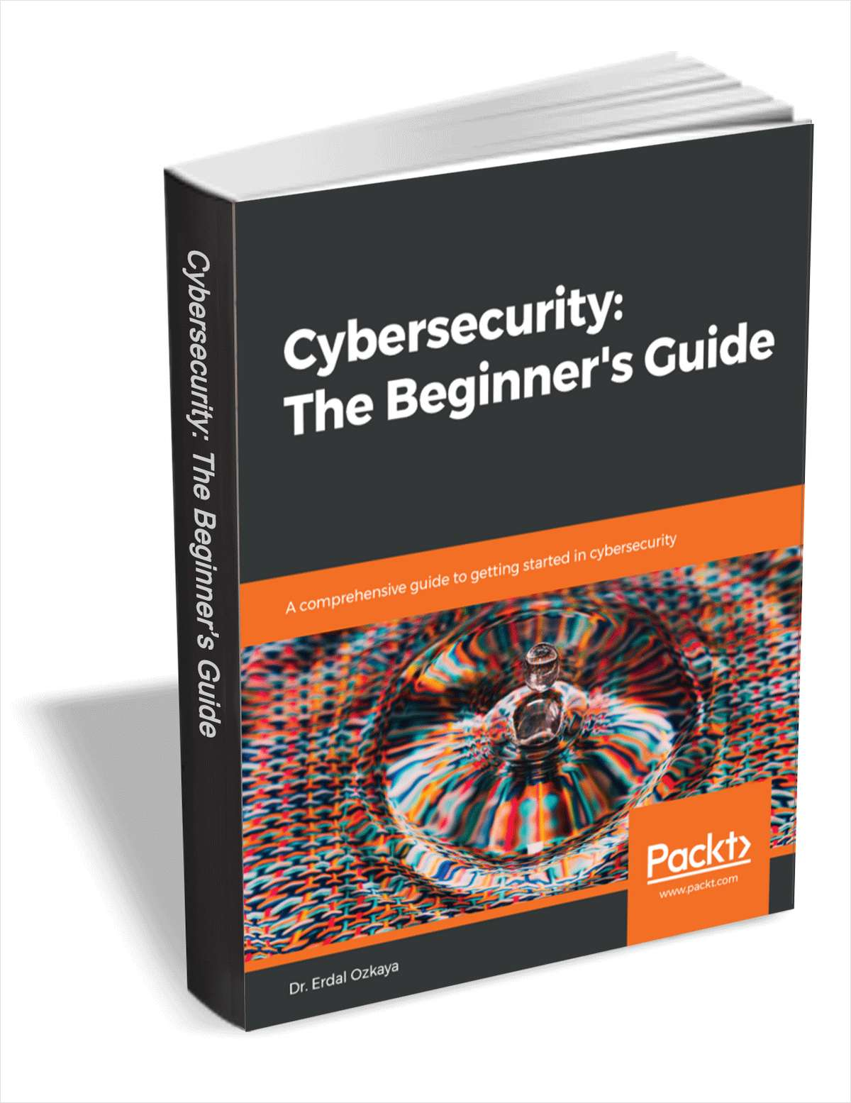 """Cybersecurity: The Beginner's Guide ($29.99 Value) FREE For a Limited Time"""