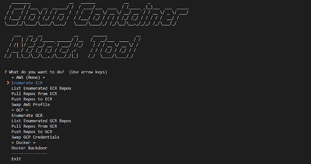 CCAT - Cloud Container Attack Tool For Testing Security Of Container Environments