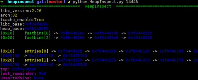 Heapinspect – Inspect Heap In Python