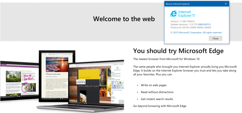 Microsoft confirms Internet Explorer vulnerability has been exploited but no security updates