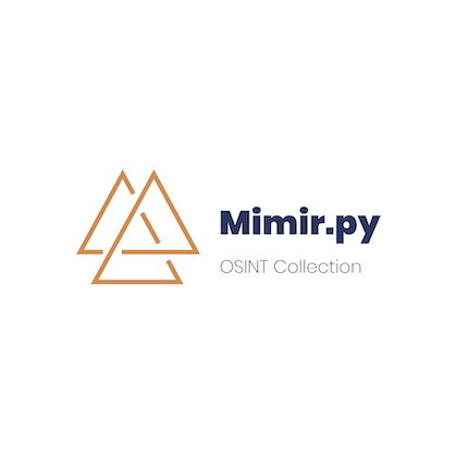 Mimir: Smart OSINT collection of common IOC types