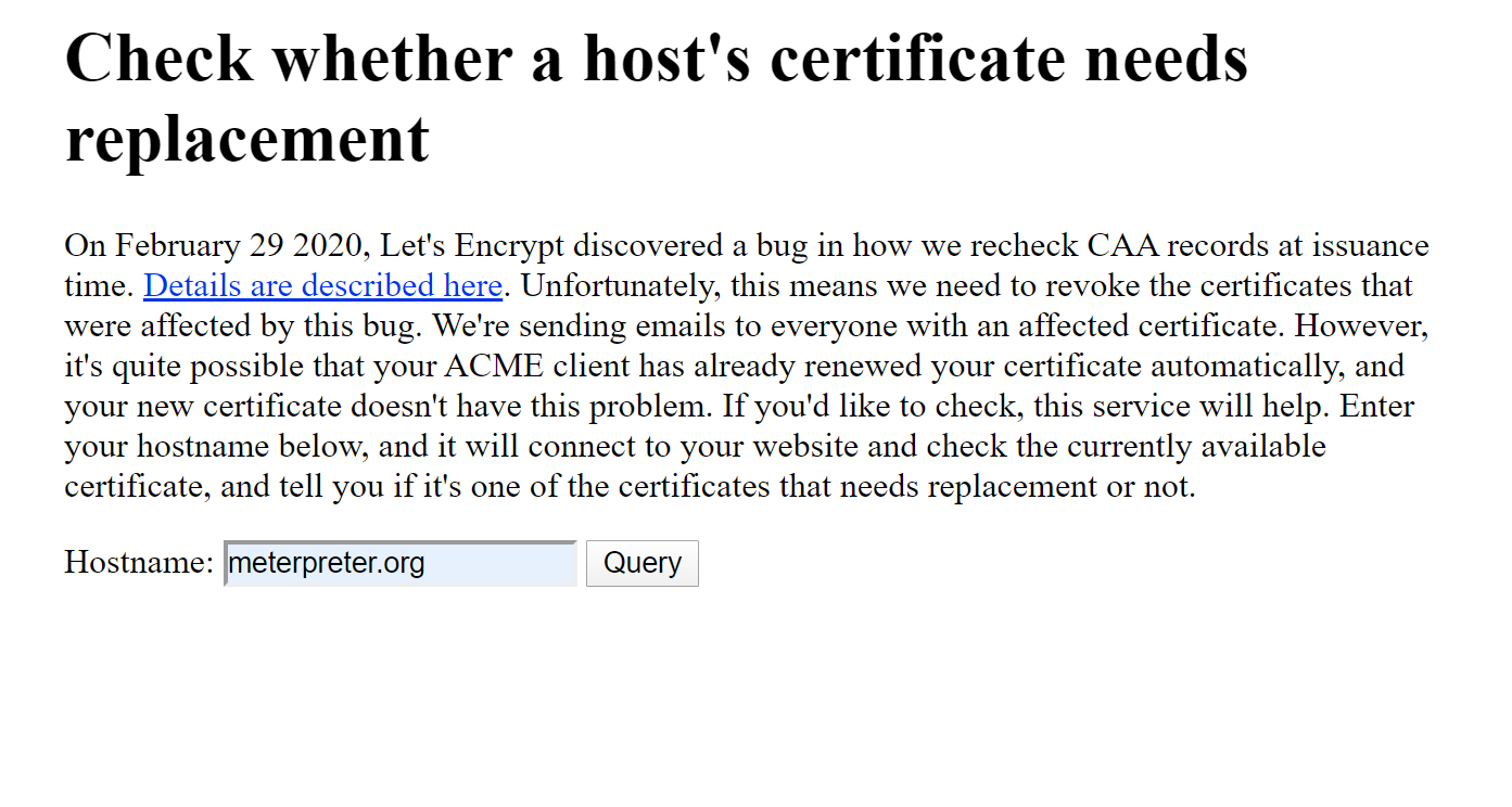 Let's Encrypt needs to revoke 116 million certificates due to security issues