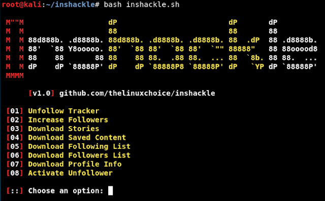 Inshackle - Instagram Hacks: Track Unfollowers, Increase Your Followers, Download Stories, Etc