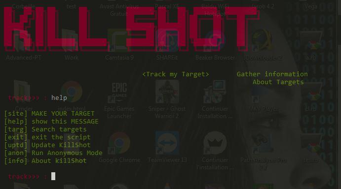 killshot: Penetration Testing Framework
