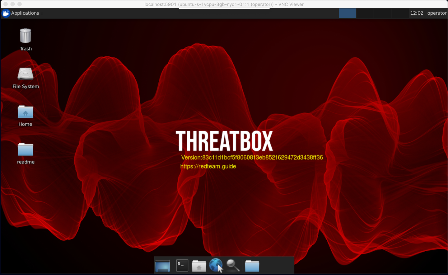 threatbox: standard and controlled Linux based attack platform