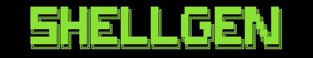 ShellGen – Reverse shell generator