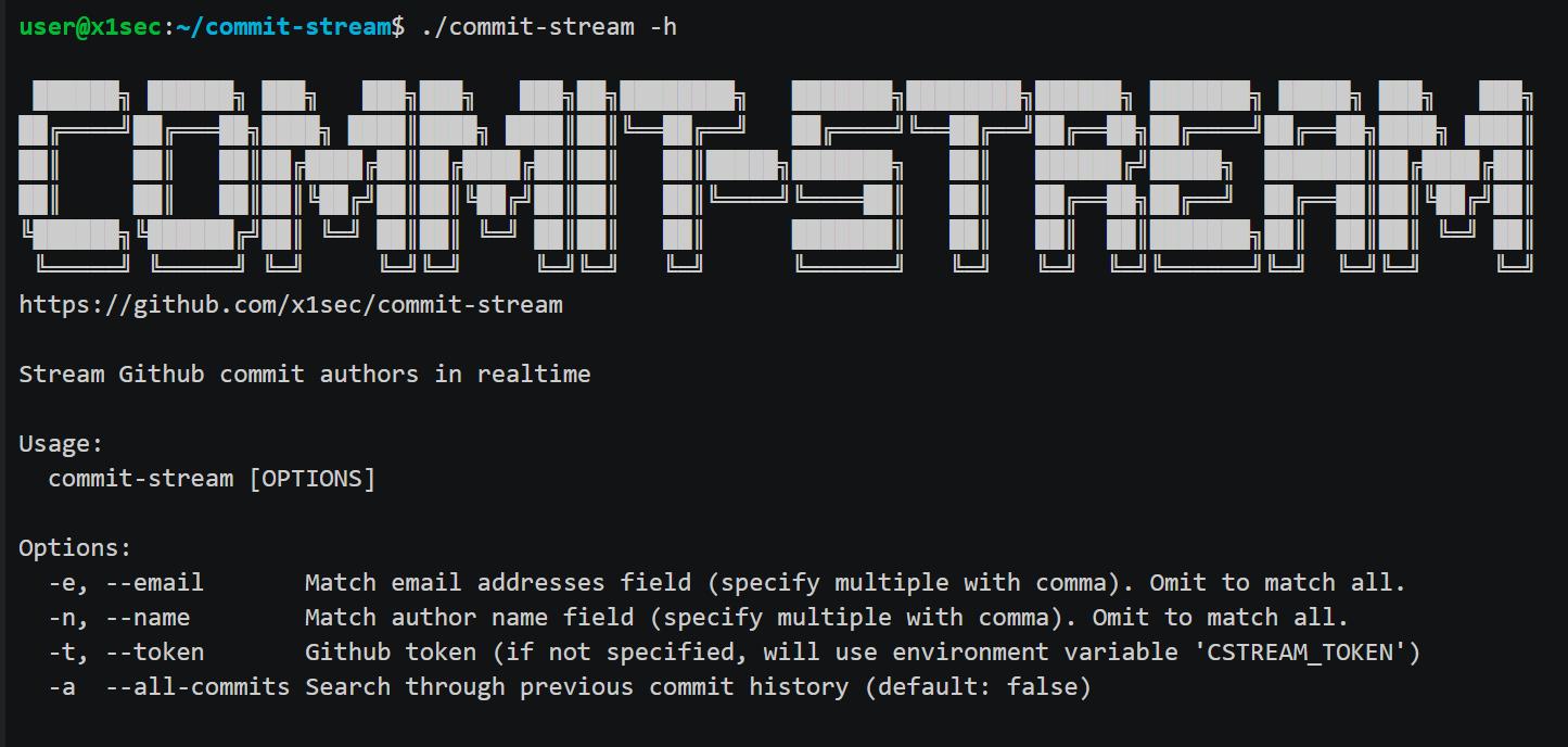 commit-stream