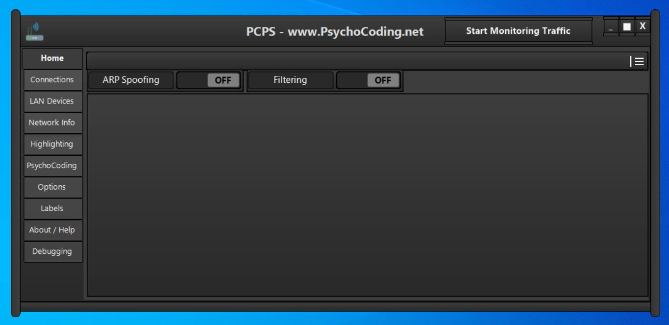 pcps ip puller