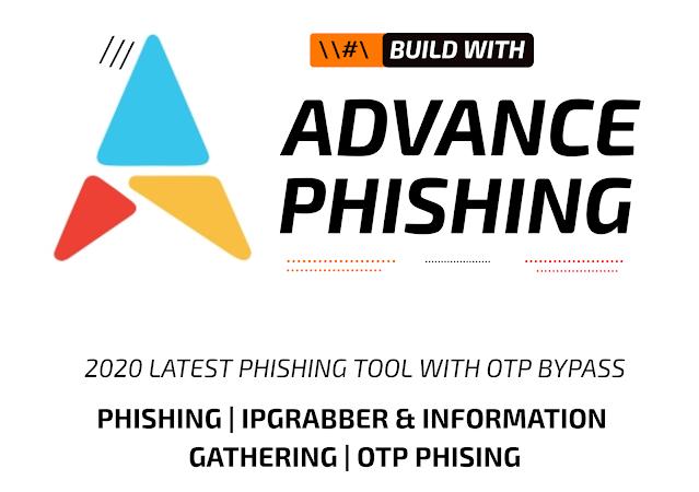 AdvPhishing – This Is Advance Phishing Tool! OTP PHISHING