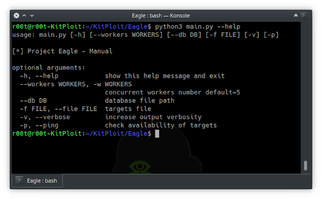 Eagle – Yet Another Vulnerability Scanner