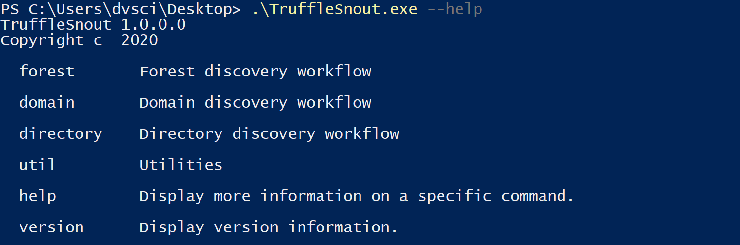 TruffleSnout: Iterative AD discovery toolkit for offensive operations