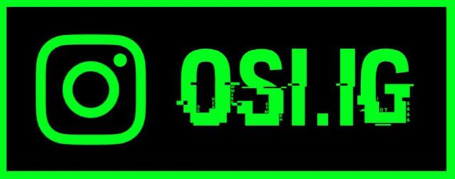 Osi.Ig – Information Gathering Instagram