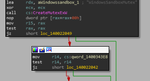 """Wsb-Detect –  Tool To Detect If You Are Running In Windows Sandbox (""""WSB"""")"""