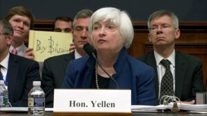 A picture of During Yellen