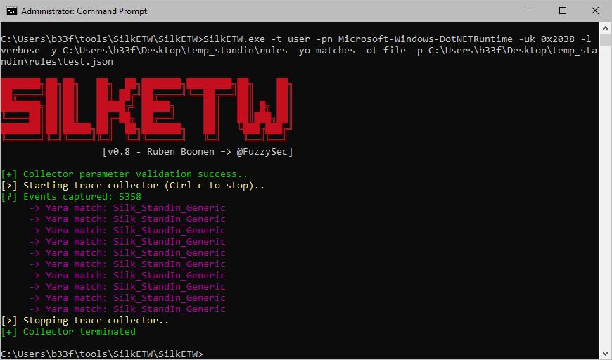 StandIn: NET35/45 AD post-exploitation toolkit