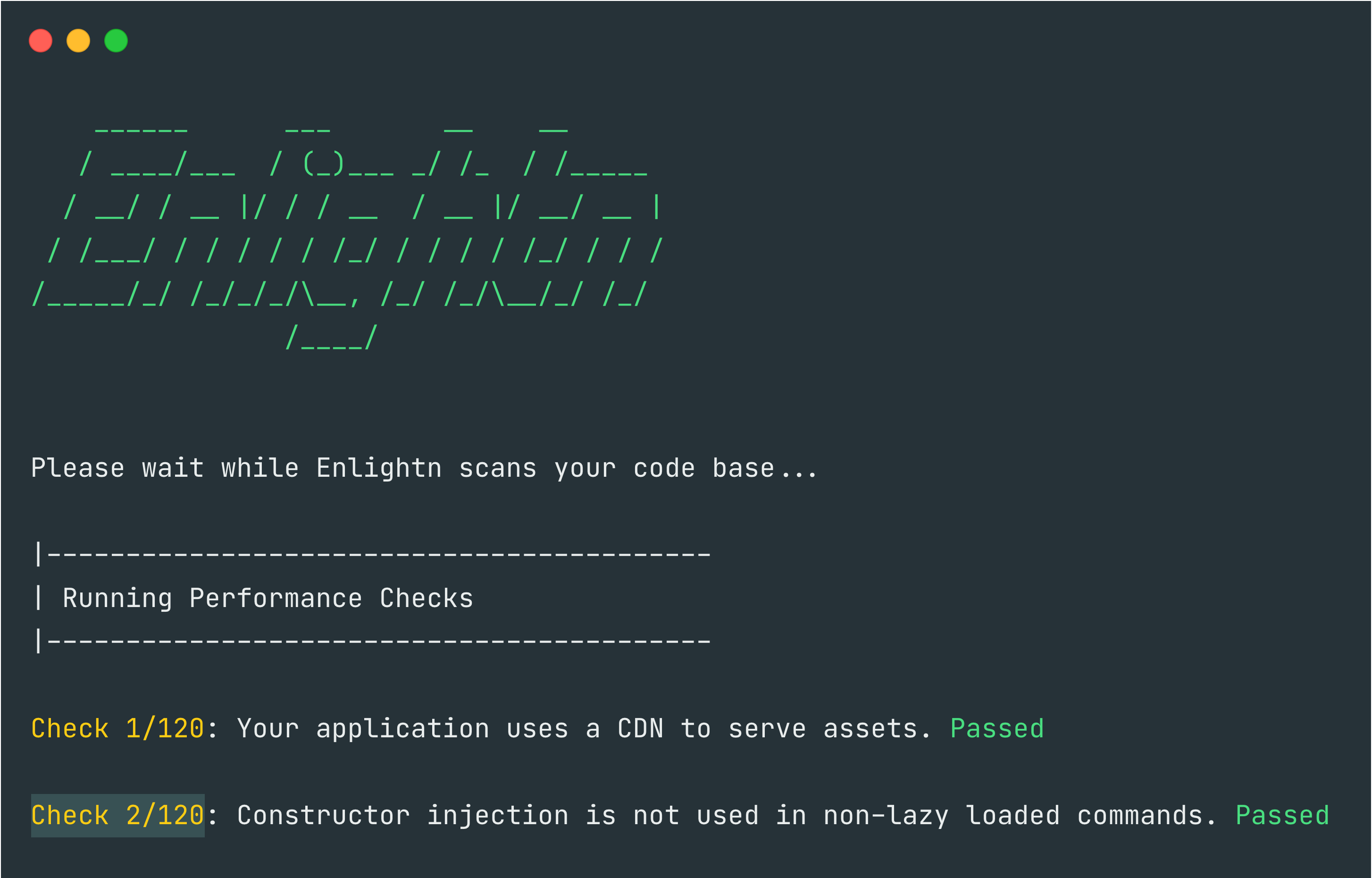 Enlightn: Boost Your App's Performance & Security