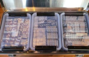 A picture of Police seized 52,000 pills during execution of a search warrant