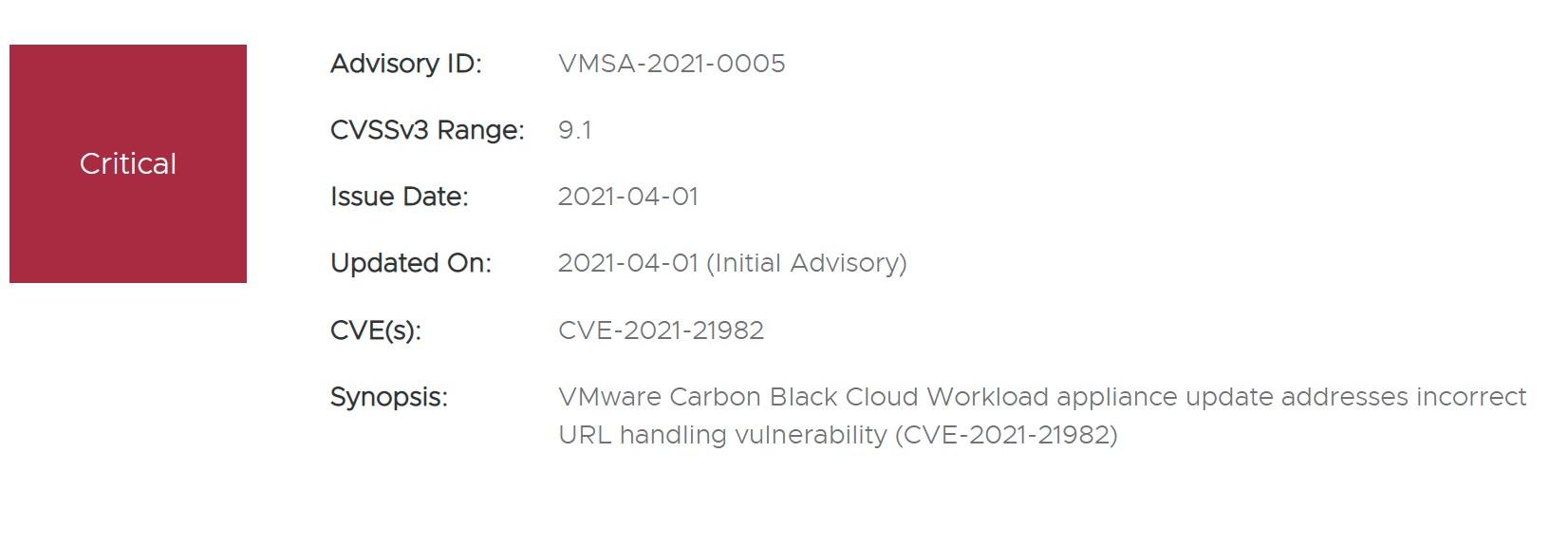 CVE-2021-21982